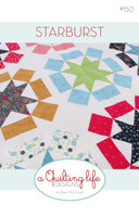 A Quilting Life - Quilt Pattern - Starburst