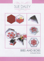 Sue Daley Designs - Bibs and Bobs Collection - Pattern