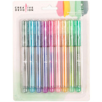 Creative Devotion - Fineliner Water Soluble Pens - Set of 9