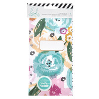 Heidi Swapp - Large Memory Planner Storybook - Set 3 - Fresh Start - Playful