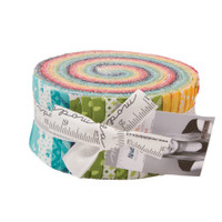 Moda Fabric - Precuts Jelly Roll - All Weather Friend by April Rosenthal