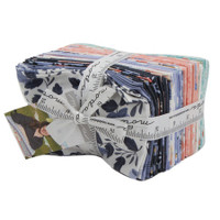 Moda Fabric Precuts - Fat Eighth Bundle - Twilight by One Canoe Two