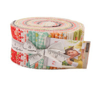 Moda Fabric Precuts - Jelly Roll - Farmhouse II by Fig Tree Quilts