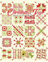 Christmas Figs Block of the Month Book - Fig Tree & Co