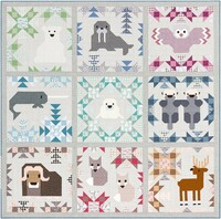 North Stars Pattern - Elizabeth Hartman