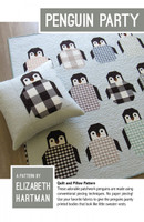 Penguin Party Pattern - Elizabeth Hartman