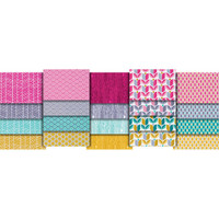 Free Spirit Fabric Precuts - Charm Pack - True Colors by Joel Dewberry