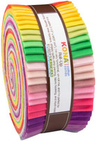 Robert Kaufman Fabric Precuts - Jelly Roll - Rita Hodge