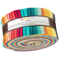 Robert Kaufman Fabric Precuts - Jelly Roll - Emily Cier