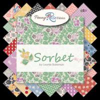 Riley Blake Fabrics - Sorbet by Leonie Bateman - Fat Quarter Bundle