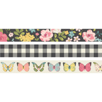 Carpe Diem - Washi Tape - Set of 3 - Hello