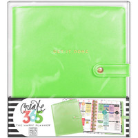 Create 365 - Me and My Big Ideas - The Happy Planner Deluxe Cover -  Spring Green - CLASSIC