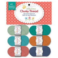 Riley Blake Designs - Lori Holt - Chunky Thread - Set of 6 (Set 2)