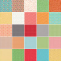 Riley Blake Designs - Autumn Love by Lori Holt - Fat Quarter Bundle