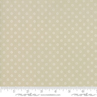 Moda Fabric - Smitten - Bonnie & Camille - Little Darling Dot Linen #55172 14