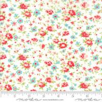 Moda Fabric - Smitten - Bonnie & Camille - Dainty Cream #55174 17