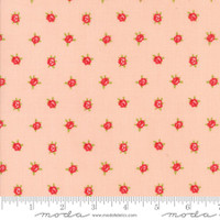 Moda Fabric - Smitten - Bonnie & Camille - Sweetheart Blush  #55178 13