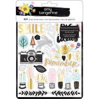 American Crafts - Amy Tan - Shine On Sticker Book