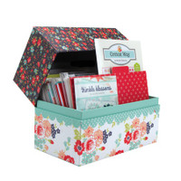 Moda - Smitten by Bonnie & Camille - Pattern Storage Box