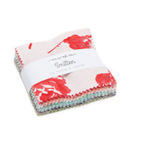 Moda Fabric Precuts - Mini Charm - Smitten by Bonnie & Camille