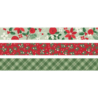 Carpe Diem - Washi Tape - Set of 3 - Merry & Bright