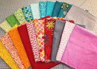 Fandangle by Christa Watson  - Fat Quarter Bundle