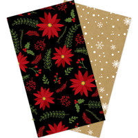 Echo Park - Traveler's Notebook Insert - Lined - Standard - Celebrate Christmas