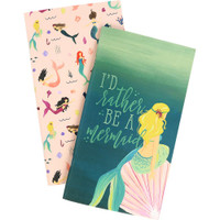 Echo Park - Traveler's Notebook Insert - Standard - Mermaid (Blank)
