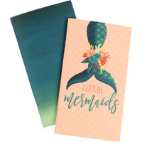Echo Park - Traveler's Notebook Insert - Standard - Mermaid (Lined)