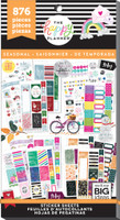 Me and My Big Ideas - The Happy Planner - Value Sticker Book - All In a Season