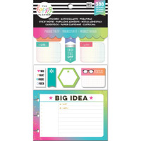 Me and My Big Ideas - The Happy Planner - Note Cards & Sticky Note Multi Pack - Productivity