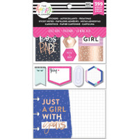Me and My Big Ideas - The Happy Planner - Note Cards & Sticky Note Multi Pack - Boss Babe