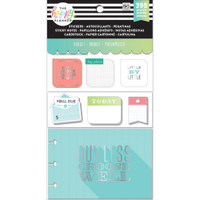 Me and My Big Ideas - The Happy Planner - Note Cards & Sticky Note Multi Pack - Budget