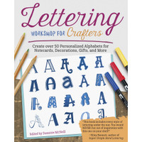 Design Originals - Lettering Workshop For Crafters