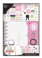 Create 365 - Me and My Big Ideas - The Happy Planner KIDS - Girl in Wonderland