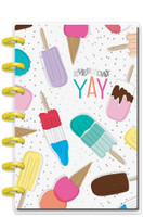 The Happy Planner - Me and My Big Ideas - Happy Notes - Ice Cream & Popsicles - Mini (Dot Grid)