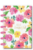 The Happy Planner - Me and My Big Ideas - Happy Notes - Floral - Mini (Graph)