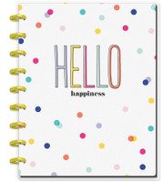 The Happy Planner - Me and My Big Ideas - Happy Notes - Hello - Classic (Dot Grid)