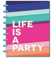 The Happy Planner - Me and My Big Ideas - Happy Notes - Life of the Party - Classic (Lined)