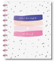 The Happy Planner - Me and My Big Ideas - Happy Notes - Be Kind - BIG (Dot Grid)