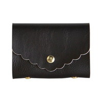 Recollections - Black Sticker Wallet