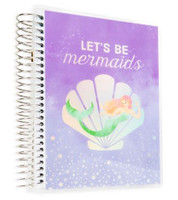 Recollections - Creative Year Mermaid Mini Planner (Horizontal, Undated)