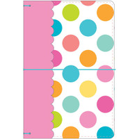 Doodlebug Design - Daily Doodles Travel Planner - Standard - Lot O' Dots