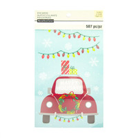 Recollections - Christmas Sticker Book