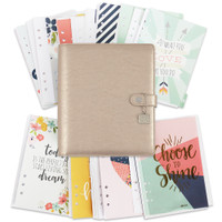 Carpe Diem - Posh - A5 Planner Boxed Set - Platinum - Undated