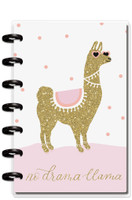 Create 365 - The Happy Planner - Me and My Big Ideas - 2019 Mini Happy Planner - No Drama Llama (Monthly)
