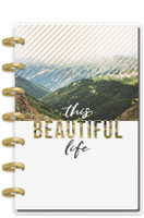 ***OUTDATED*** The Happy Planner - Me and My Big Ideas - 2019 Mini Happy Planner - Adventures (Horizontal)