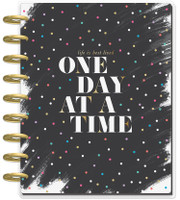 Create 365 - The Happy Planner - Me and My Big Ideas - 2019 Classic Happy Planner - One Day at a Time (Horizontal)