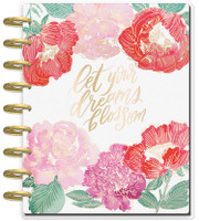 ***OUTDATED*** The Happy Planner - Me and My Big Ideas -2019 Classic Happy Planner® - Year in Bloom (Dated, Monthly)