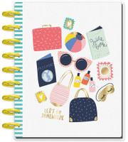 ***OUTDATED*** The Happy Planner - Me and My Big Ideas - 2019 Classic Happy Planner - Wanderlust (Dated, Horizontal)